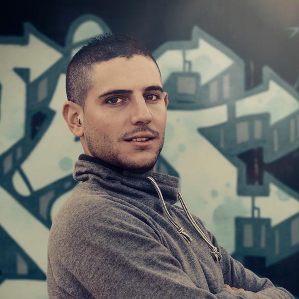 Jordi Román prof