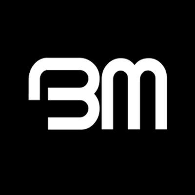 Ben Martin - Black Logo